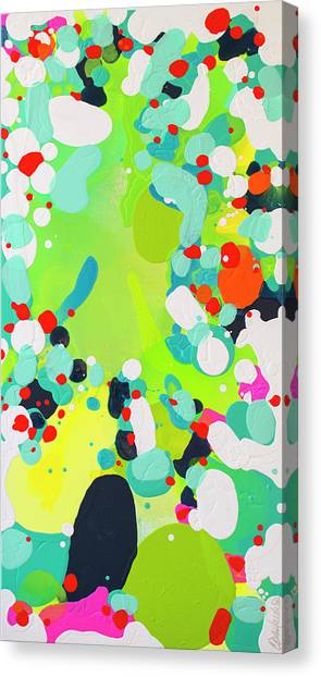 Canvas Print - Playing Favorites by Claire Desjardins