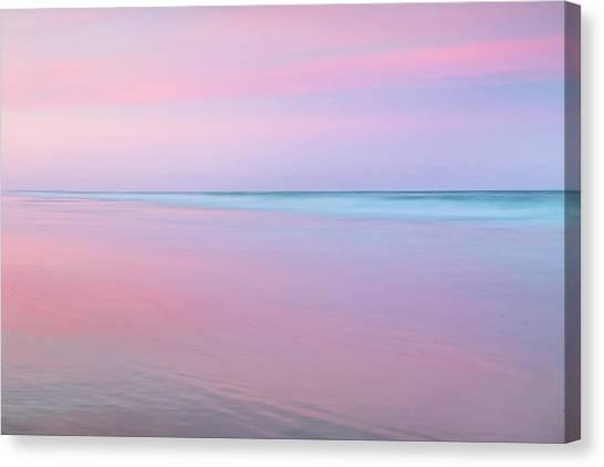 Australian Beach Canvas Print - Pleasant Horizons by Az Jackson