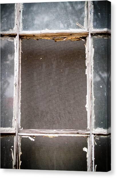 Please Let Me Out... Canvas Print