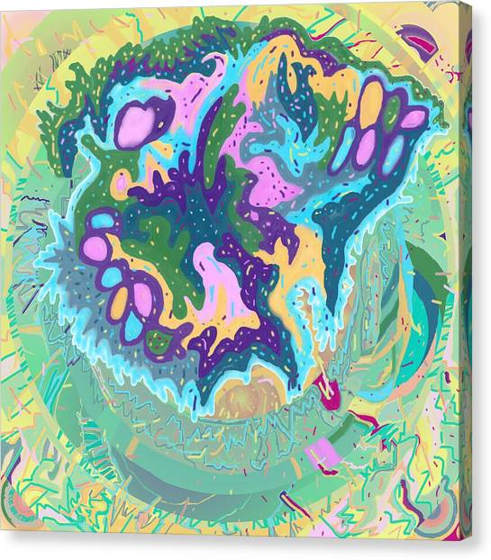Pleasure Island Canvas Print