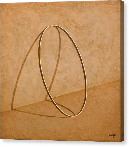 Plenty Of Emptiness Canvas Print by Horacio Cardozo