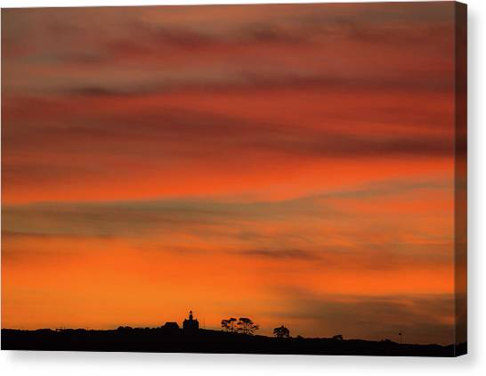 Point Loma Canvas Print