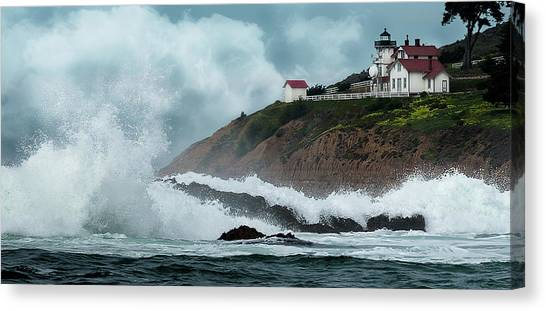 Point San Luis Lighthouse Canvas Print