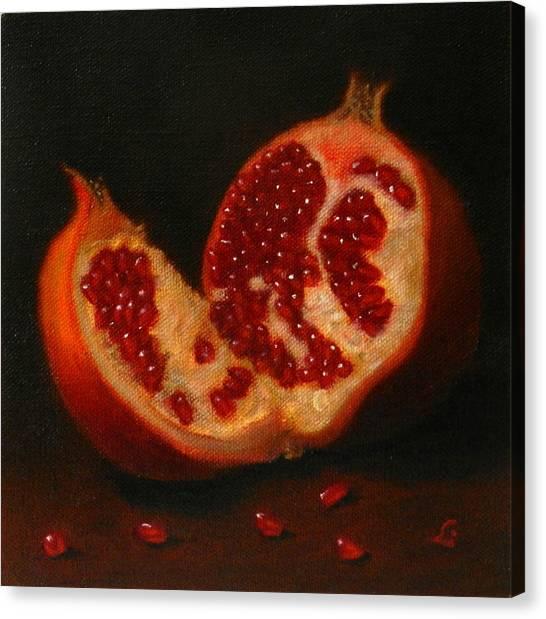 Pomegranate, Peru Impression Canvas Print