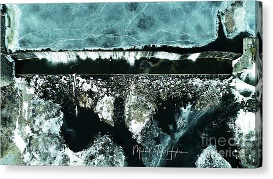 Ponemah Mill Dam Canvas Print