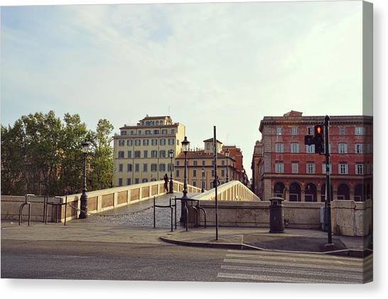 Ponte Sisto Canvas Print by JAMART Photography