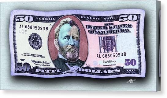 Ulysses S Grant 50 Dollar Bill