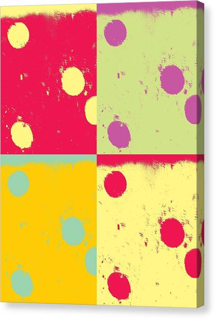 Pop It Canvas Print