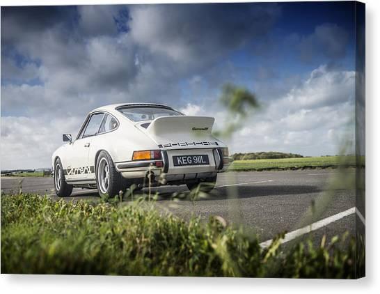 Porsche 2.7 Rs Canvas Print