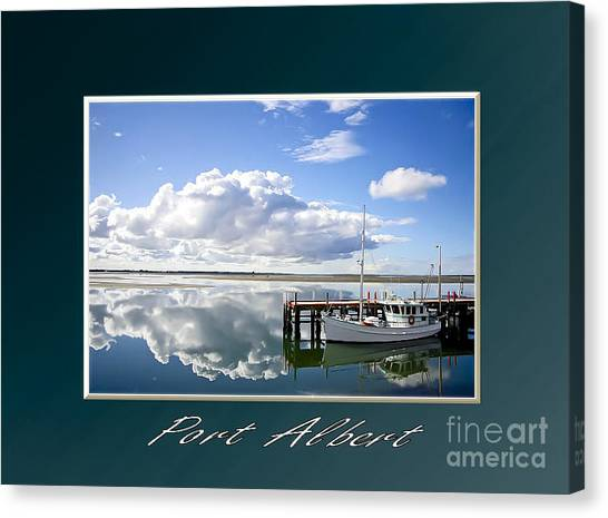 Port Albert Canvas Print