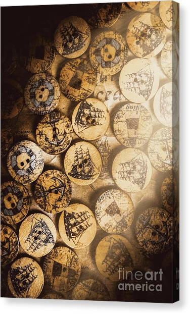 Pub Canvas Print - Port Of Corks At The Old Sail Tavern by Jorgo Photography - Wall Art Gallery