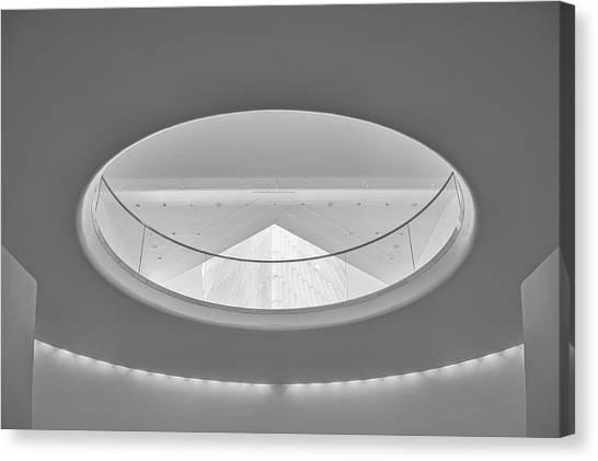 Museums Canvas Print - Portal by Scott Norris
