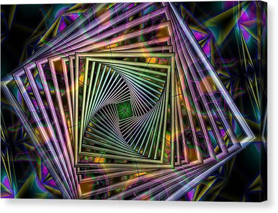 Portal Canvas Print