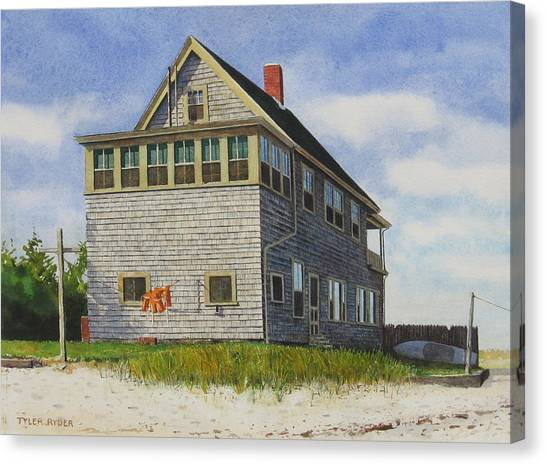 Porter House Canvas Print