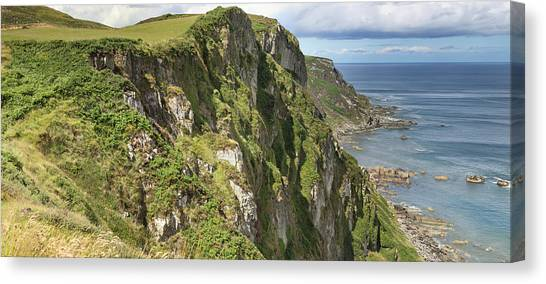 Portkill Cliffs Canvas Print