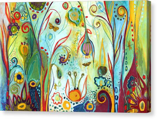 Sci-fi Canvas Print - Possibilities by Jennifer Lommers
