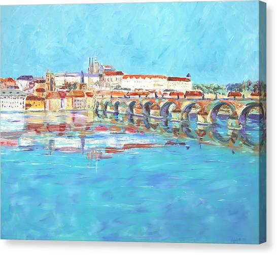 Prague II Canvas Print