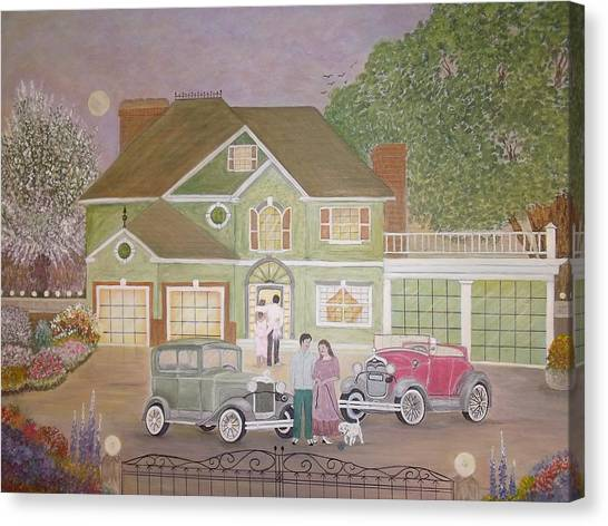 Prairie Jewel Canvas Print