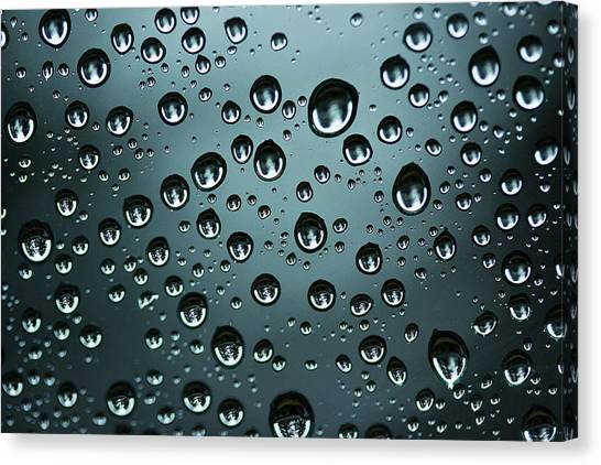 Precipitation Canvas Print