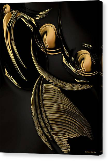 Canvas Print - Preconceived Projection by Carmen Fine Art