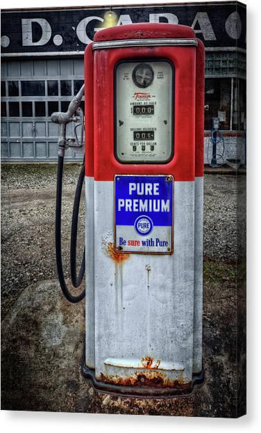 4x4 Canvas Print - Pure Premium by Emmanuel Panagiotakis