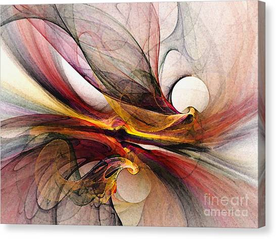 Presentiments Canvas Print