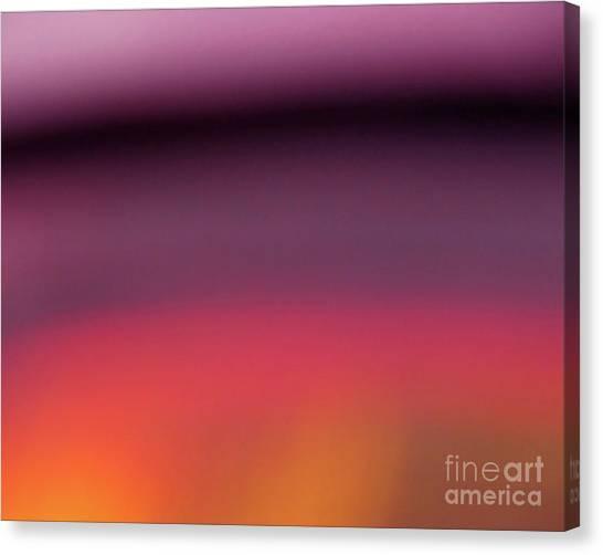 Pretend Sunset Canvas Print