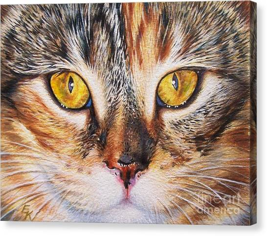 Pretty Alice Canvas Print