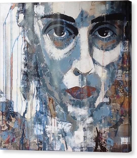 Emotional Canvas Print - Pretty Vacant by Paul Lovering