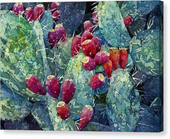 Prickly Pear 2 Canvas Print
