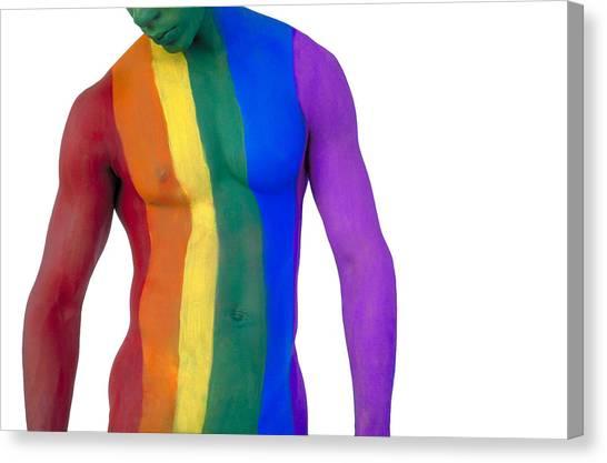 Pride4-3bp Canvas Print by Filippo Ioco