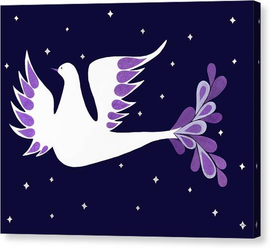 Prince Of Peace Canvas Print