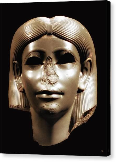 Princess Sphinx Canvas Print