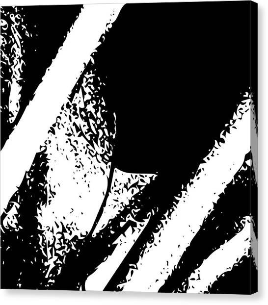Print Jungle Canvas Print
