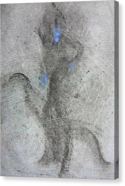 Private Dancer Two Canvas Print