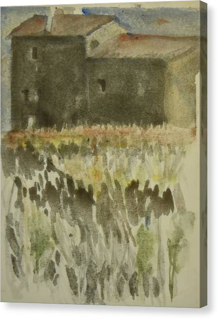 Provence Stenhus. Up To 60 X 90 Cm Canvas Print