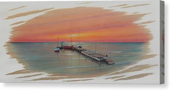 Puerto Progreso Vl  Canvas Print