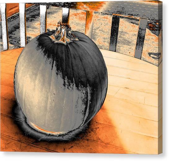Pumpkin #2 Canvas Print