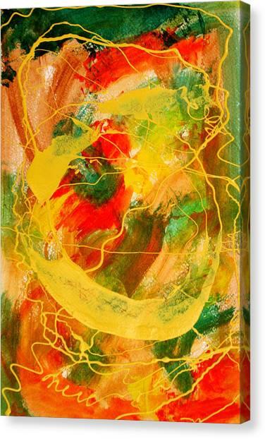 Punkin Patch Canvas Print
