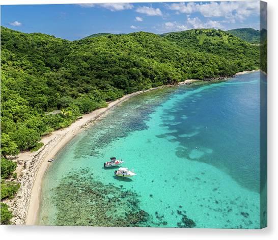 Punta Tamarindo Canvas Print
