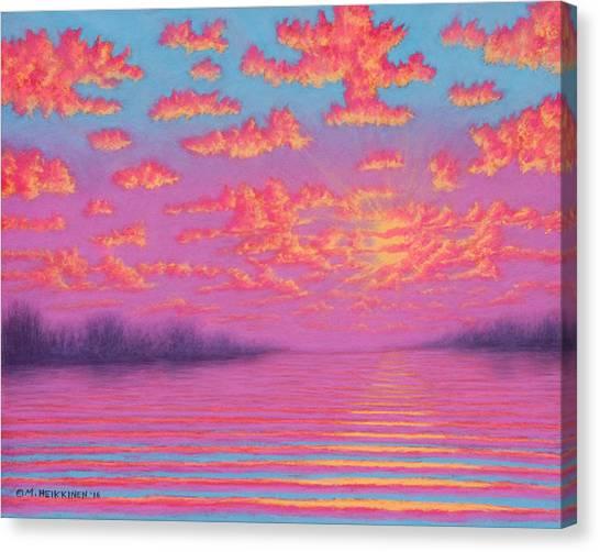 Purple Haze 01 Canvas Print