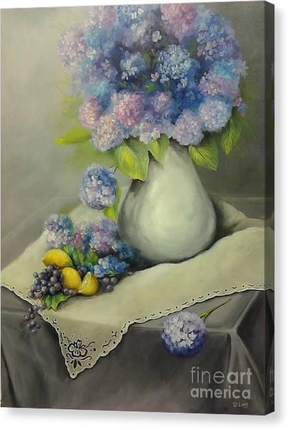 Purple Haze Canvas Print by Patricia Lang