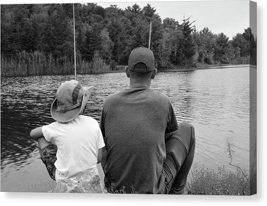 Quality Time... Canvas Print