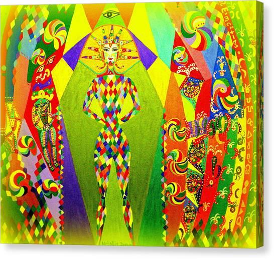 Quantum Dream Canvas Print