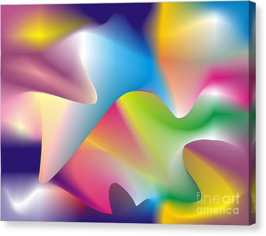 Quantum Landscape 2 Canvas Print