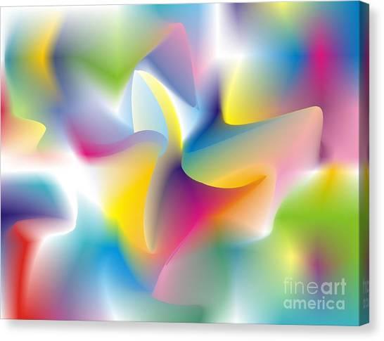 Quantum Landscape 4 Canvas Print