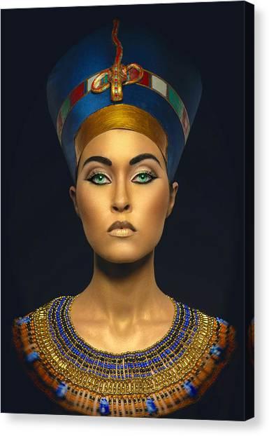 Queen Esther Canvas Print