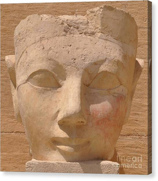 Queen Hatshepsut Canvas Print