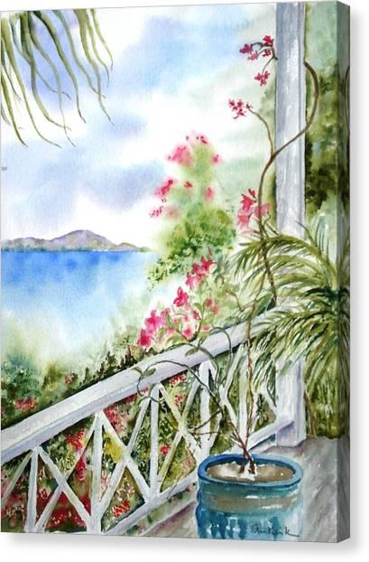 Quiet Corner Canvas Print