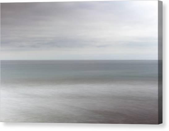 Quiet Dynamism Canvas Print